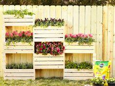 How to Build a Vertical Garden Wall