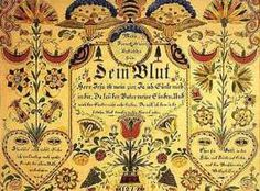 it's in german... so don't know what it says... but LOVE the folk art...