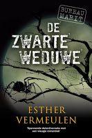 Recensie door Miranda: Bureau MaRiT- De zwarte weduwe - Esther ...