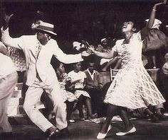 DANCE~Swing out!
