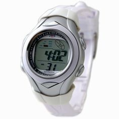 >> Click to Buy << DW045I PNP Shiny Silver Watchcase Date Alarm BackLight White Bezel Digital Watch #Affiliate