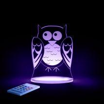 Aloka παιδικό φωτιστικό LED - Owl