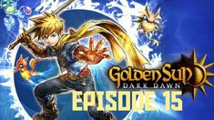 CHEATS GOLDEN SUN EPISODE 15 | GAME BOY APP 13 Game, Game Boy, Nintendo Ds, Golden Sun, Video Game Art, Apps, Youtube, Anime, Movie Posters