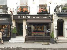 ma fav thai restaurant in london
