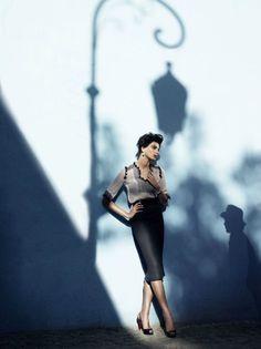 Vogue US, March 2006