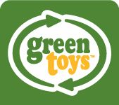 @Greentoys logo!  Available here: http://www.naturebumz.com/brands/green-toys.html