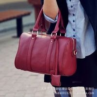 IBAG Small Cute Solid Retro Women's Leather Handbags Lady Tote Messenger Bags Straps Cross Body Brand Shoulder Mango Bags BH167