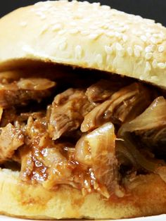 BBQ Root Beer Pulled Pork