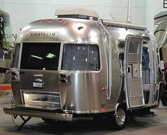 Airstream...I will have one someday.