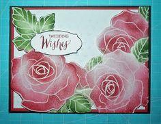 Creating With Joan: Rose Wonder: DOstamperSTARS Thursday Challenge DSC#184