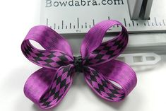 Hair Bow Making Kit Tutorial: Twisted Boutique Bow | Bowdabra Blog