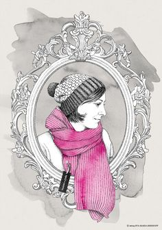 Thanks to John by Eva-Maria Birkhoff Thankful, Illustration, Illustrations