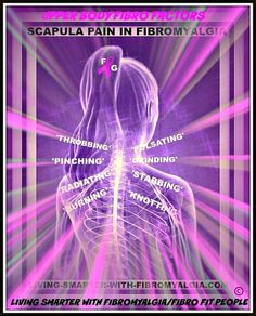 Fibromyalgia Upper Back Pain