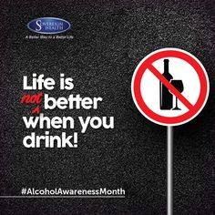 Excessive use of alcohol increases the risk of alcoholism, malnutrition, chronic pancreatitis, liver disease and cancer.#SayNoToAlcohol