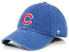 2036c689cba Chicago Cubs Royal Logo Franchise Cap by  47 at SportsWorldChicago.com Cubs  Cap
