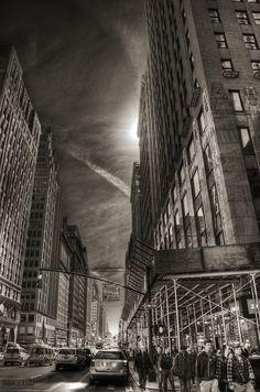Manhattan, New York City *
