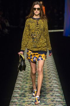 Kenzo Spring 2013 Ready-to-Wear Collection Slideshow on Style.com