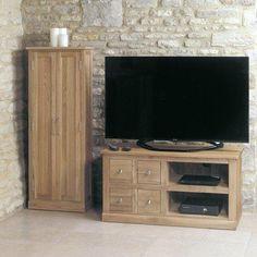 mobel oak four drawer television cabinet light oak furniture solid oak furniture dvd cabinets