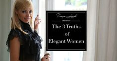 In a world that tells us to go bigger and faster to get what we want, I have an enticing alternative. After studying women who had something I wanted, I realized that what they had that was lacking in my life was #elegance. I've created a video series filled with inspiration that I learned from them to inspire you to become the beautiful creator of your own experience with style, ease and joie de vivre! Let's French Kiss Life!