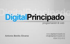DigitalPrincipado's bussiness card