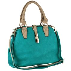 I don't need a lot of purses. I just need one. This is just another example of a purse I like. I really like the color and style of this one. Style Satchel Tote Handbag Shopper Bag Purse 2013 2014 Fashion