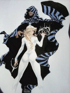 Cloak and Dagger by Jeff Morris.
