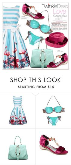 """""""Summer time"""" by spenderellastyle ❤ liked on Polyvore featuring Givenchy, summerdress, polyvoreeditorial and twinkledeals"""