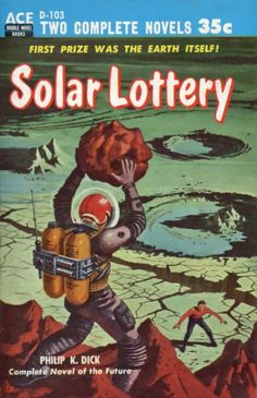 """""""Why must I wear this suit that you do not? Clearly, you have won some terrible solar lottery. My jealousy burns. I am strongly considering throwing this rock at you, sir."""""""