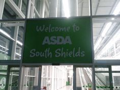 welcome to @asda south shields
