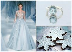 Matrimonio a tema: Natale con Frozen | ABC Wedding