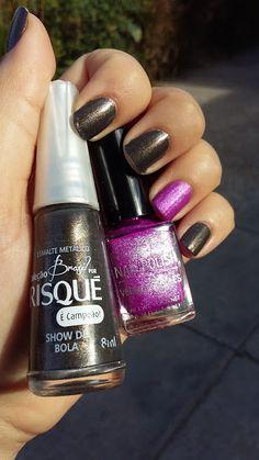 Review de estas dos bellezas en el blog! @RisqueOficial @almarsales