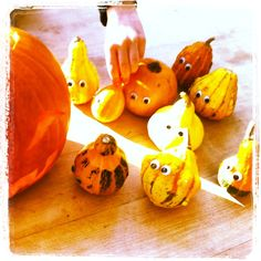 Jackie O'Lantern and friends ready for #helloween