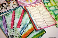 Art Journaling 101: Buildable Art Journals | Studio Tangie