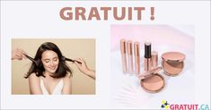 Gratuit maquillage Nude By Nature