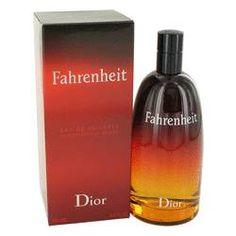 Fahrenheit Cologne by Christian Dior 6.8 oz Eau De Toilette Spray