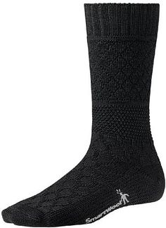Smartwool Women`s Quilted Cable Socks $13.29