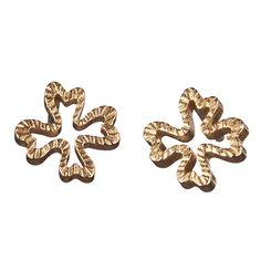 Kalevala Koru / Kalevala Jewelry / POEM EARRINGS  Designer: Marja Suna. Jewelry celebrates the 100th anniversary of the poet Saima Harmaja.