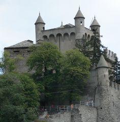 Mastiostpierre - Castello di Saint-Pierre - Wikipedia