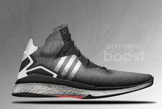 Adidas Primeknit Boost Basketball on Behance