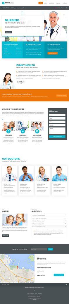 Medicore \u2013 Medical  Health HTML Template Http www