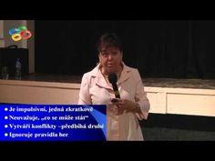 """Ukázka z DVD """"Zbrklé a neklidné dítě"""" - PhDr. Lidmila Pekařová - YouTube"""