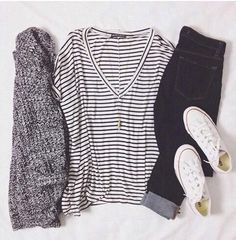 #Cute outfit ☺️❤️
