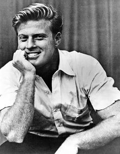 Robert Redford...not my favorite pic of him but a good one none the less