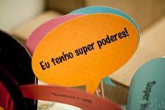 Frases de super-heróis!