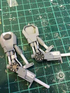 Arte Robot, Robot Art, Robot Concept Art, Armor Concept, Gundam Tutorial, Humanoid Robot, Gundam Custom Build, Gunpla Custom, Robot Design