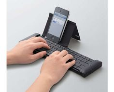 iPhone keyboard