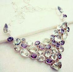 #food #ladysmith #ตางหแฟชน #og #kemejacowok #copperjewelry #giftidea #necklaces #silver #gemstone #semiprecious #color #multi #handmade #gems #jewelry #riyo #drunk #fashionista #sterlingsilver