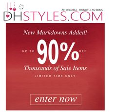 NEW MARKDOWNS ADDED! 90% OFF THOUSANDS OF SALE ITEMS LIMITED TIME ONLY.