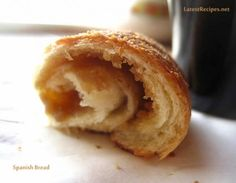 Spanish Bread!! Spanish Bread, Sugar Bread, Jelly Recipes, Portuguese Recipes, Latest Recipe, Afternoon Snacks, Sweet Bread, Bread Baking, Sweet Stuff