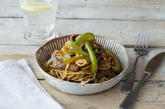 Stir-Fried Chinese Chilli Beef